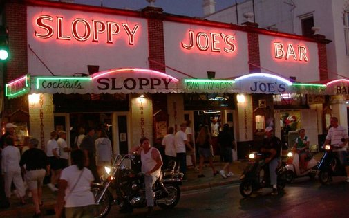 Fart leads to a fight at Key West bar Sloppy Joe's