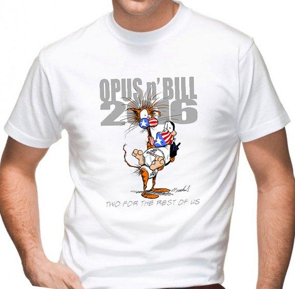 Opus & Bill 2016 T-shirt