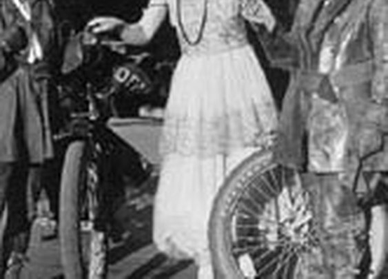 Adeline and Augusta VanBuren | AMA Motorcycle Museum Hall of Fame