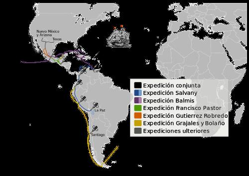 The Balmis Expedition - Futility Closet