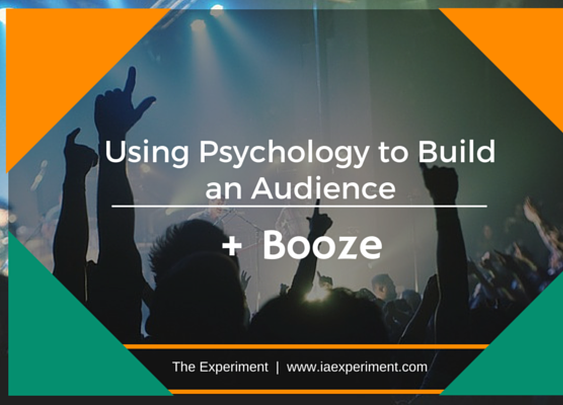 Alcohol, Storytelling, and Building an Audience in 2016 - The Experiment