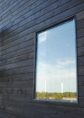 Siding and Soffits at the Blue Heron EcoHaus | GreenBuildingAdvisor.com