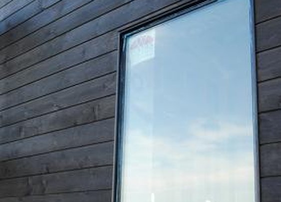Siding and Soffits at the Blue Heron EcoHaus | GreenBuildingAdvisor.com