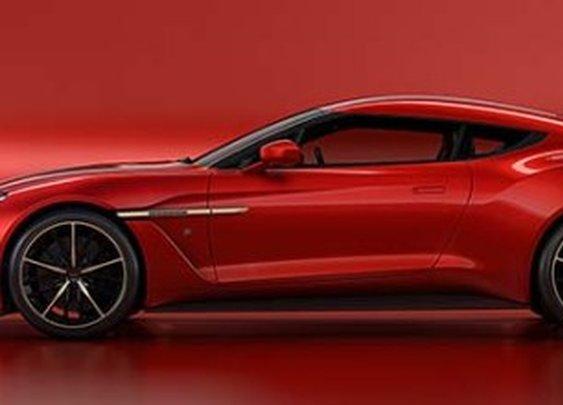 Aston Martin puts Vanquish Zagato into production