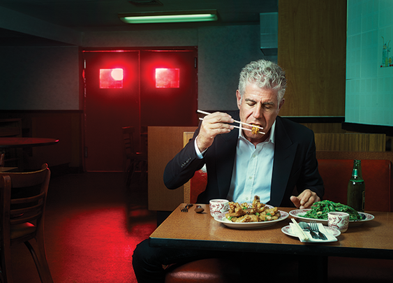 Anthony Bourdain on Food Porn, YouTube Stars and His Intolerance of Gluten-Free Diets | Adweek