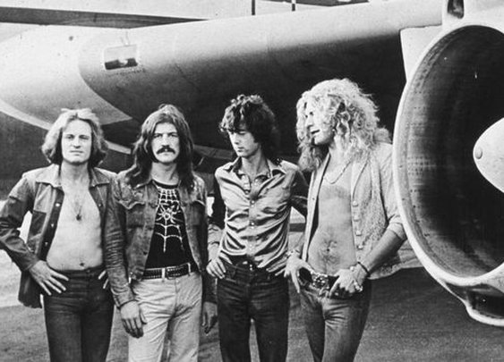 Led Zeppelin cleared of plagiarism in Stairway case