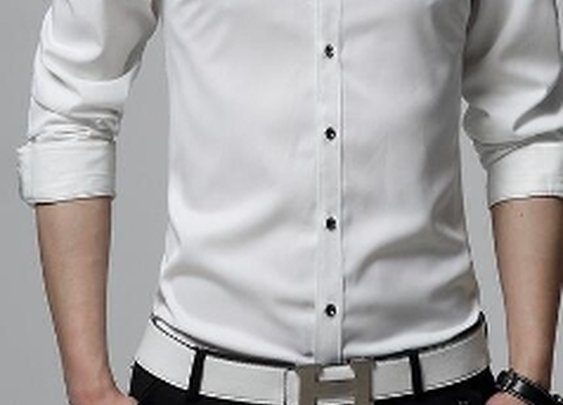 Mens Slim Fit Button Down Shirts