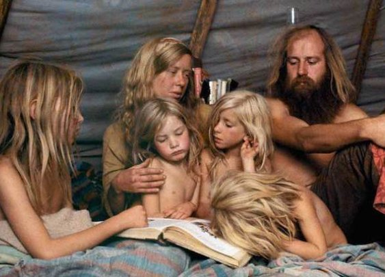 Life on Hippie Communes (possibly NSFW)