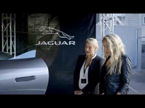 Jaguar creates 'Actual Reality' prank