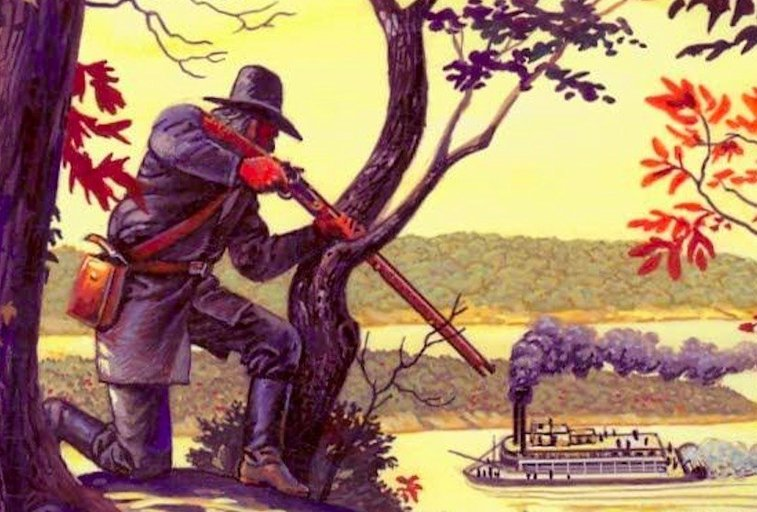 The Sniper Who Slayed More Than 100 Union Soldiers | Flashback | OZY