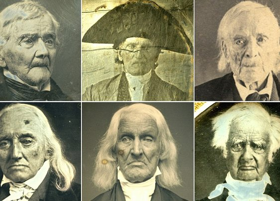 Faces and stories of the men who won America's Independence