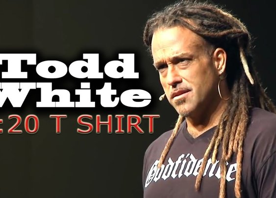 Todd White | 4:20 T SHIRT - YouTube