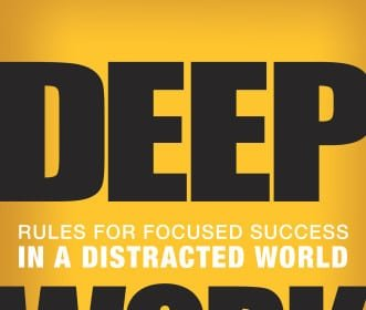 Deep Work vs. Shallow Work | The Art of Manliness