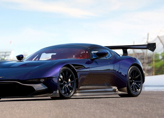 Somebody Is Selling Their Aston Martin Vulcan Already