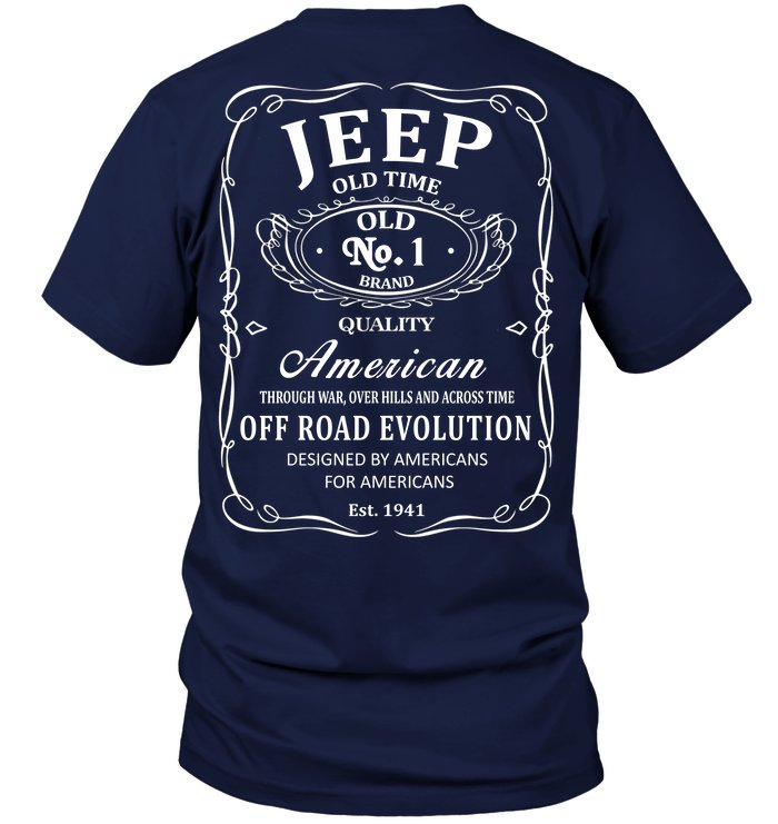 Jeep Is Life! | teeseason.com/