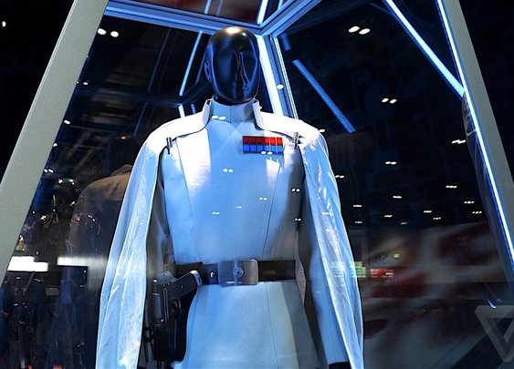 Up close with the props and costumes of Rogue One: A Star Wars Story