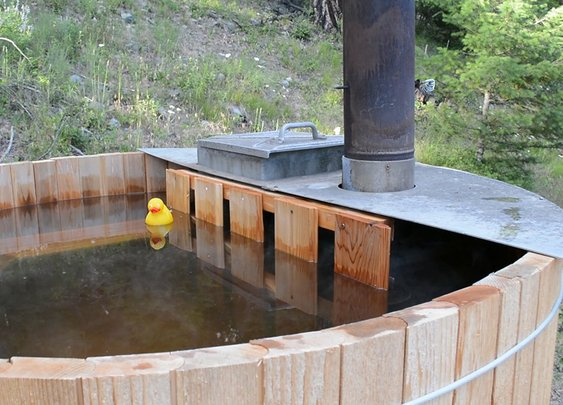Build a Rustic Cedar Hot Tub for Under $1,000
