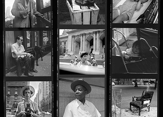 Vivian Maier Photographer : An Unusual Tale and Amazing Images