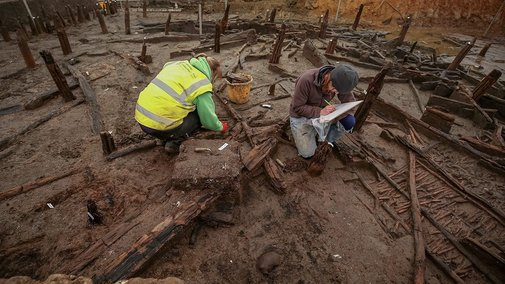 Bronze Age inferno preserved an extraordinary view of life in the UK 3000 years ago