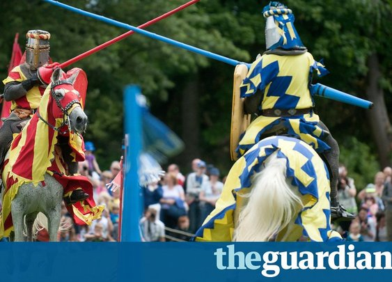 English Heritage 'deadly serious' about bid to get jousting into Olympics | Sport | The Guardian