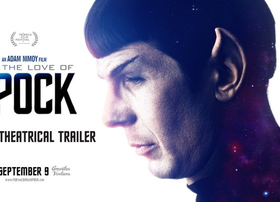 FOR THE LOVE OF SPOCK (2016) Official Theatrical Trailer
