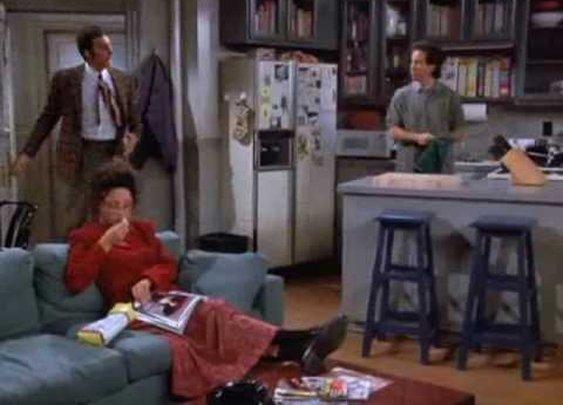 Every Single Kramer's Entrance