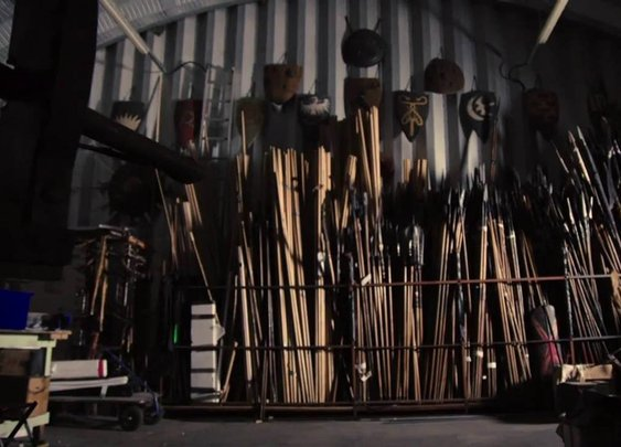 Behind the Scenes Game of Thrones Season 7 Pre-Production