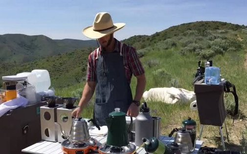 Café Mulé finds private land to serve coffee in Foothills