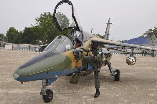 Nigeria's Tiny, Low-Tech Alpha Jets Have Flown in Brutal Wars Across Africa — War Is Boring