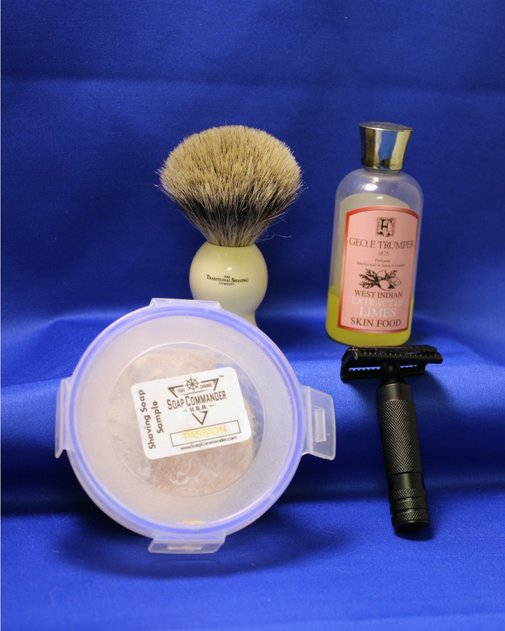 Mantic59's Shave Of The Day 28 July '16 - Sharpologist