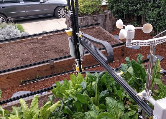 FarmBot Is a DIY Open Source Agriculture Robot