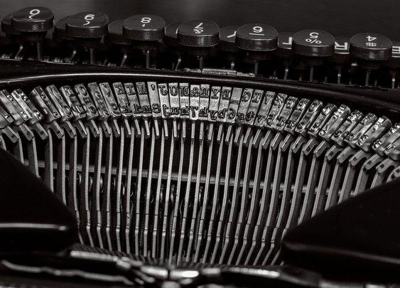 Tom Hanks On Typewriters