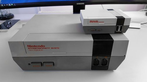 NESPi, A Homemade Miniature 3D-Printed Nintendo Emulator Powered by a Raspberry Pi