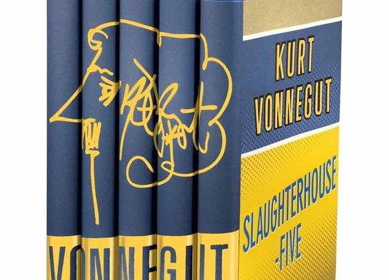 KURT VONNEGUT: THE MASTERPIECES | Easton Press