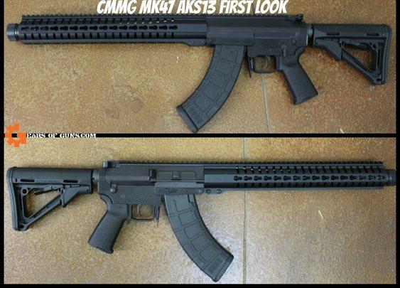 Video: CMMG MK AKS13 First Look | Gears of Guns