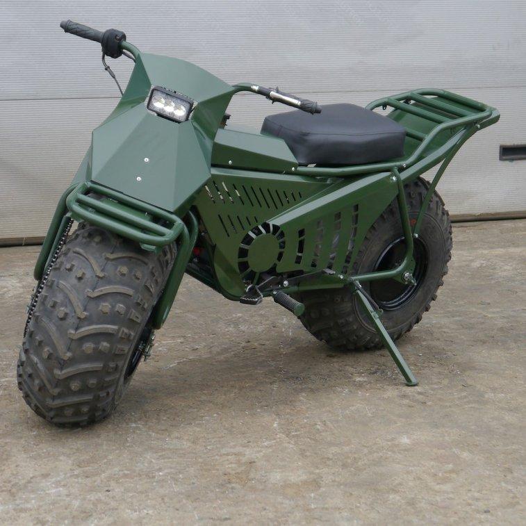 Motorycle «TARUS»
