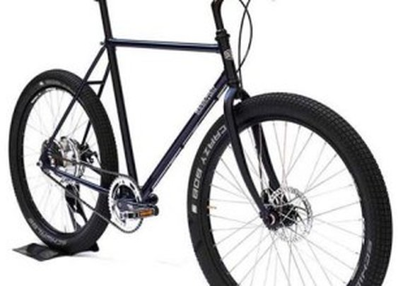 Woolrich x Deus together for the new E-BIKE