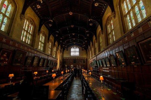 The Architecture of Hogwarts Castle - Part 2
