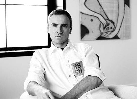 Raf Simons Confirmed at Calvin Klein