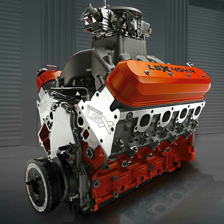 The 776 HP LSX454R (most powerful crate engine ever by Chevrolet) | The Manly Club