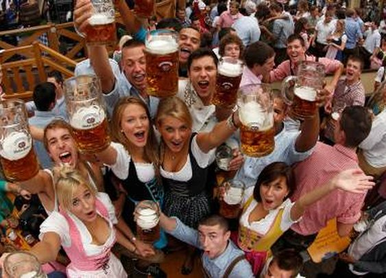 Girls of Oktoberfest