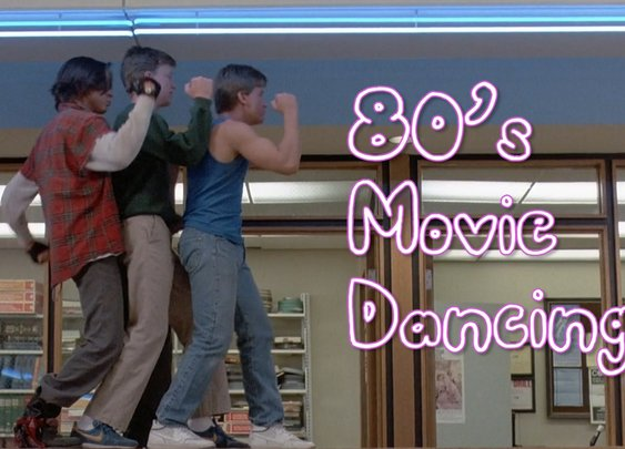 The Best Dance Scenes of the '80s - Supercut