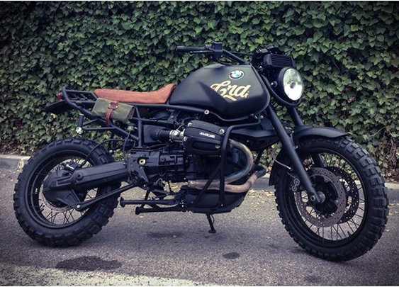 Bmw R1100gs | By Crd Motorcycles