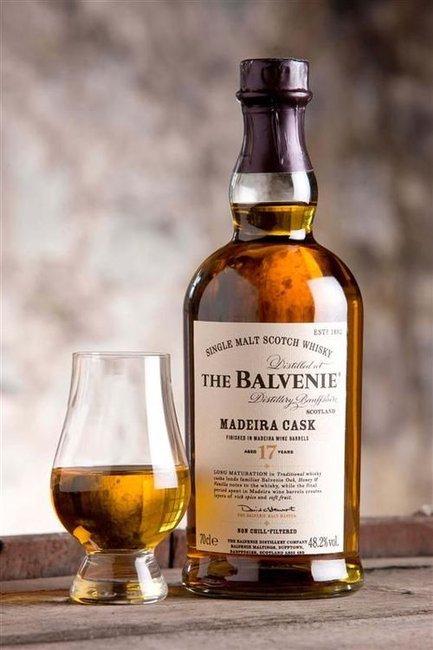 Balvenie, Single Malt Scotch Whisky, Madeira Cask | The Manly Club
