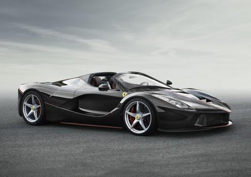 2017 Ferrari LaFerrari Aperta | The Manly Club