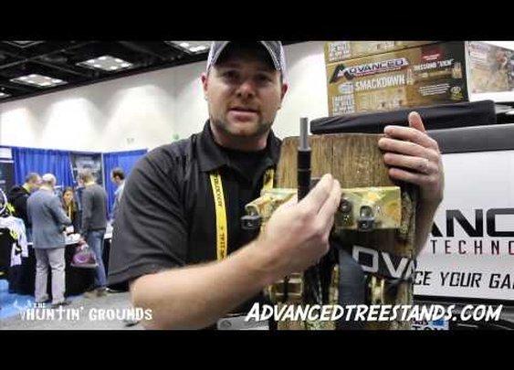 Advanced Take-Down Treestand Demo