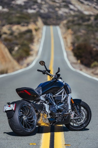 Ducati debuts XDiavel in Sturgis | Powersports Business