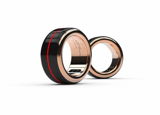 Feel Your Partner's Heartbeat in Real-Time With These Rings