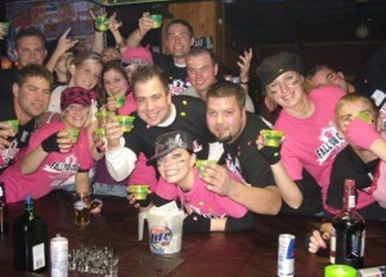 Surviving a Pub Crawl with Dignity