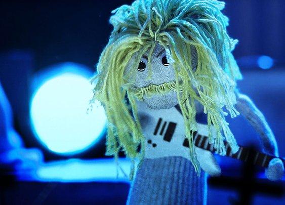 Lintallica - Master of Puppets (Sock Puppet Parody)